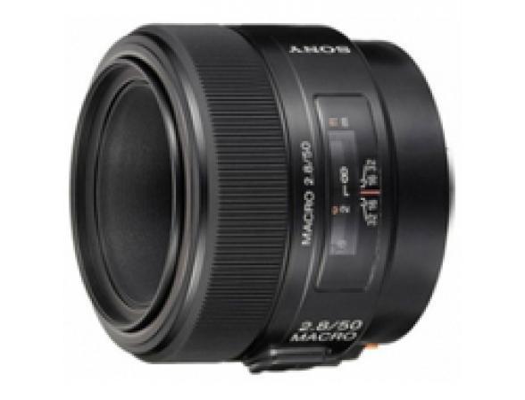 Объектив Sony 50 mm f/2.8 Macro*