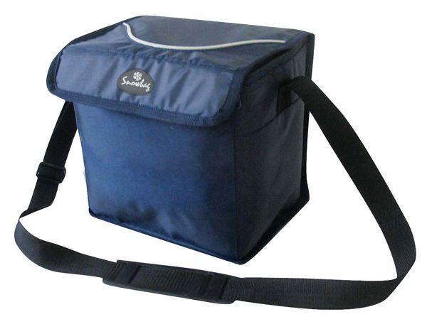 Изотермическая сумка CampingWorld 5 л цвет тёмно-синий.