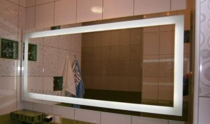 зеркала с декоративными элементами