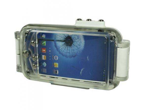 Водонепроницаемый подводный бокс корпус для камеры для nikon coolpix p7100 6