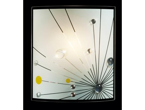 Светильник настенный Eurosvet EU-3752 3752/1 CHROME