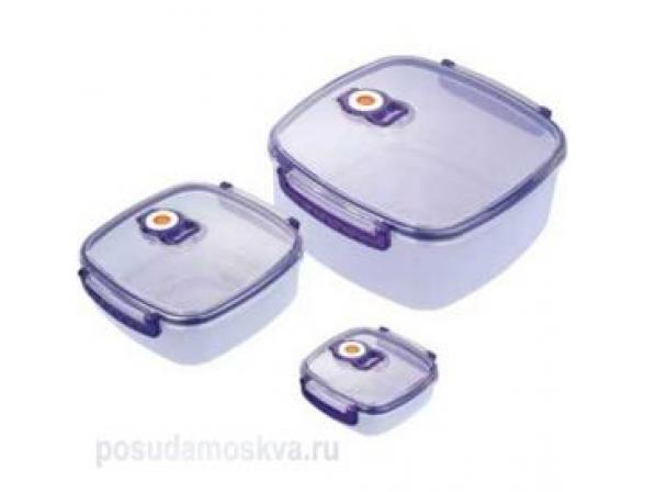 Набор вакуумных контейнеров. BEKKER BK-5101