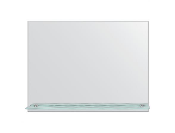 Зеркало с полочкой EVOFORM Attractive BY 0516 (80х60 см)