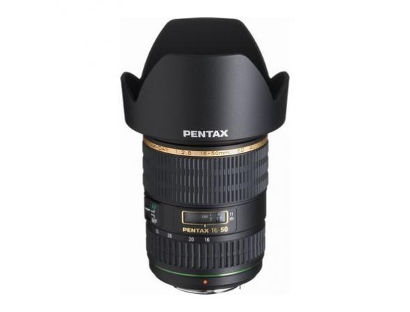 Объектив Pentax SMC DA 50-135mm f/2.8 ED (IF) SDM*