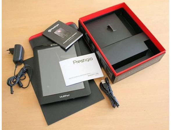Планшет Prestigio MultiPad PMP3084B