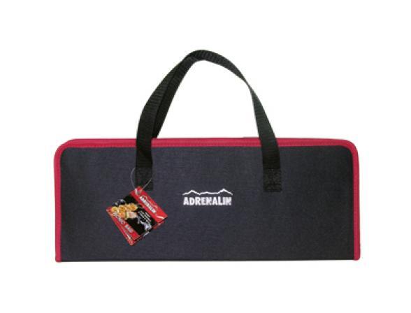 Набор для пикника и гриля в чехле Adrenalin Picnic bag