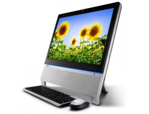 Моноблок Acer Aspire Z3100 PW.SETE1.005+wireless keyboard +mouse