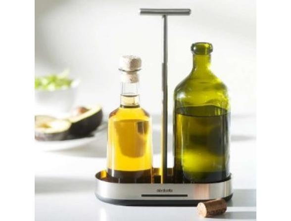 Подставка Brabantia для масла/уксуса 460166