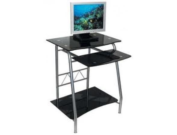 Стол компьютерный FY GD-005/Black