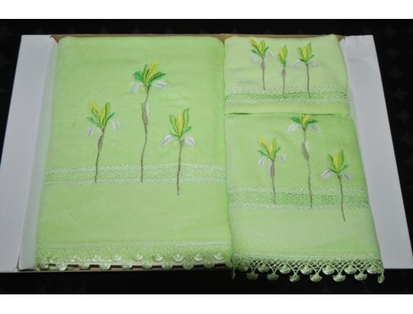 Комплект полотенец ARYA EMMA
