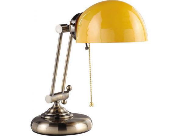 Настольная лампа ARTELAMP SOLID A3215LT-1AB