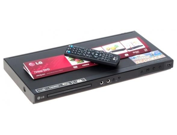 DVD плееры LG DP827H