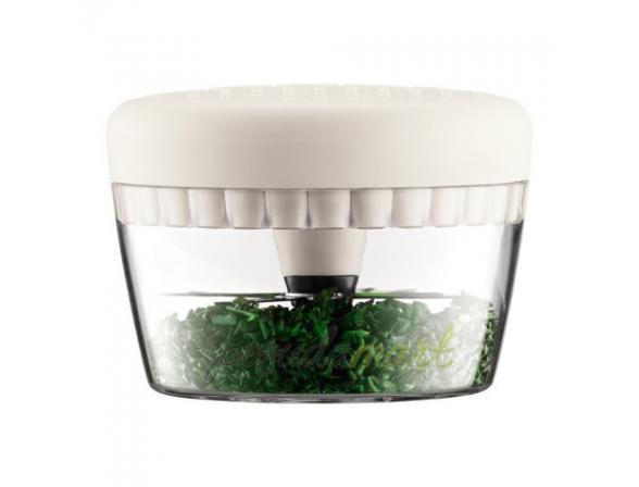 Мельница-измельчитель для зелени BISTRO бел. BODUM 11347-913