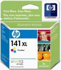 Картридж HP CB338HE Tri-color Inkjet Print Cartridge №141XL