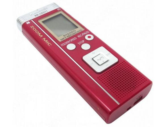 Диктофон Panasonic RR-US571E-R