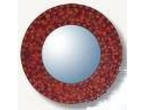 Зеркало декоративное Imagolux Мозаик рама-красная мозаика 35см (669220)