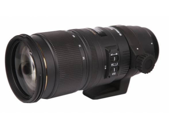 Объектив Sigma AF 50-150mm f/2.8 APO EX  DC OS HSM NIKON