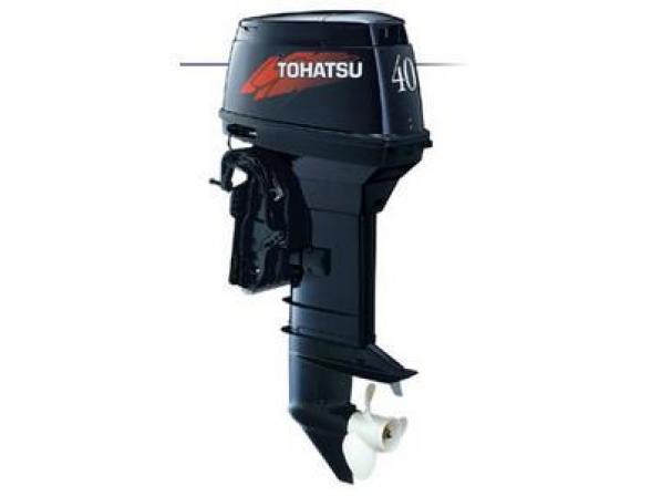 Лодочный мотор Tohatsu M 40 D2 EPOS