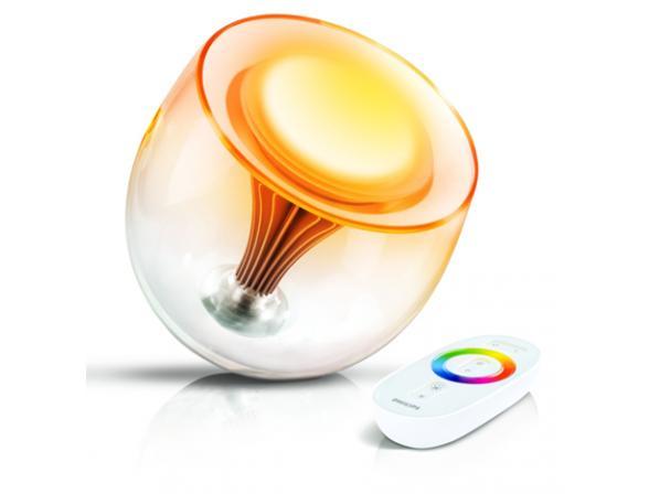 Декоративный светильник Philips 845303 LivingColors Crystal Clear GEN 2 (2)
