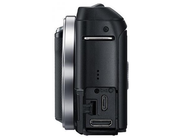 Цифровой фотоаппарат Sony Alpha NEX-F3D Kit 18-55 + 16mm black*