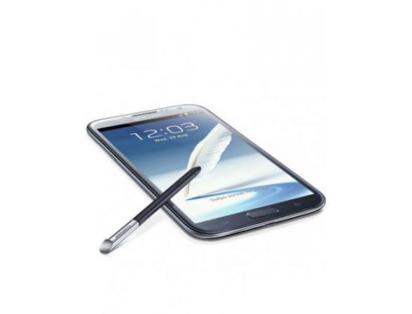 Смартфон Samsung GT-N7105 Galaxy Note II LTE