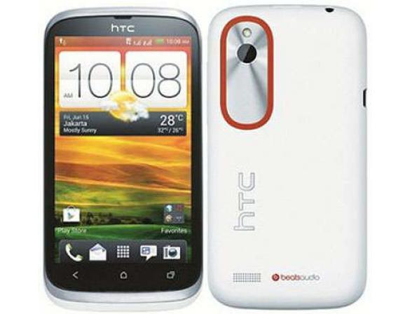 Коммуникатор HTC Desire V White