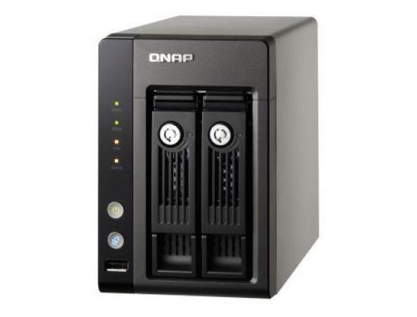Сетевой накопитель Qnap TS-259 Pro+