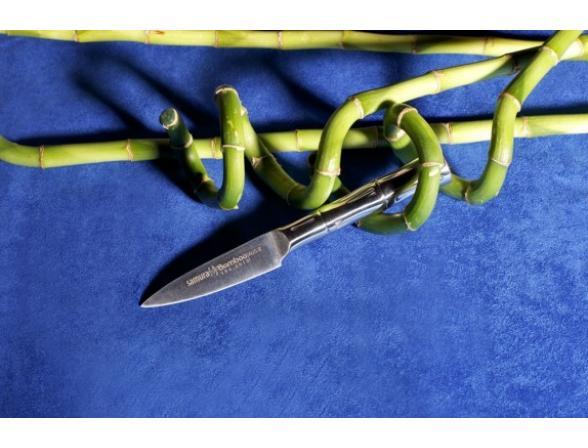 Нож кухонный Samura Bamboo SBA-0010