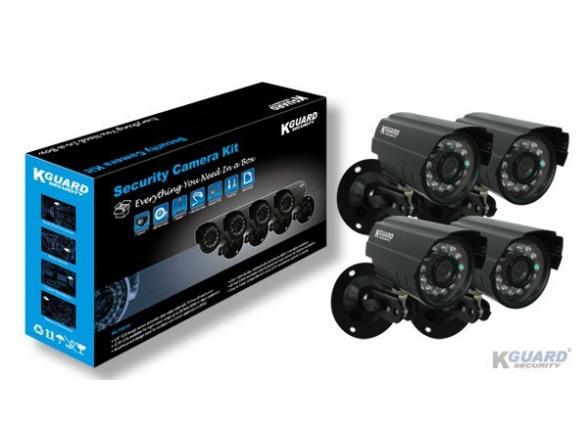 Комплект камер KGuard CAMERA KIT_H02