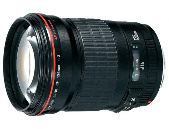 Объектив Canon EF 135 f/2L USM