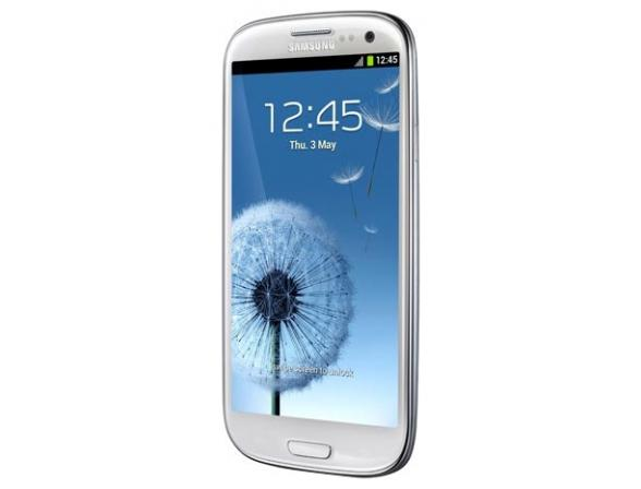 Смартфон Samsung Galaxy S III 16Gb White