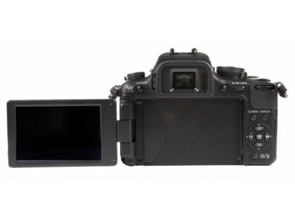 Цифровой фотоаппарат Panasonic Lumix DMC-GH2 14-42 mm