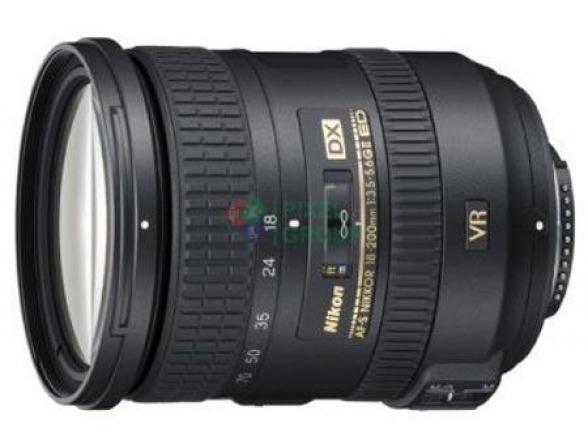 Объектив Nikon 18-200mm f/3.5-5.6G ED AF-S VR II DX Nikkor