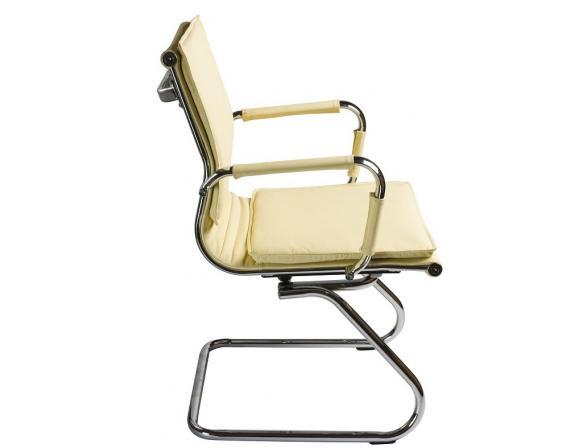 Кресло BURO CH-993-Low-V/ivory
