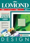 Бумага Lomond A4/230г/м2/10л. матовая