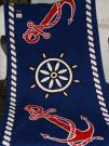 Полотенце SHAMROCK 75х150 Marine