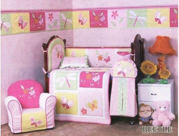 Комплект для детской кровати ARYA CY 3908 Beetle
