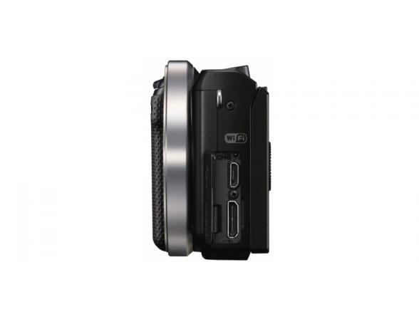Цифровой фотоаппарат Sony Alpha NEX-5RA Kit 16mm black
