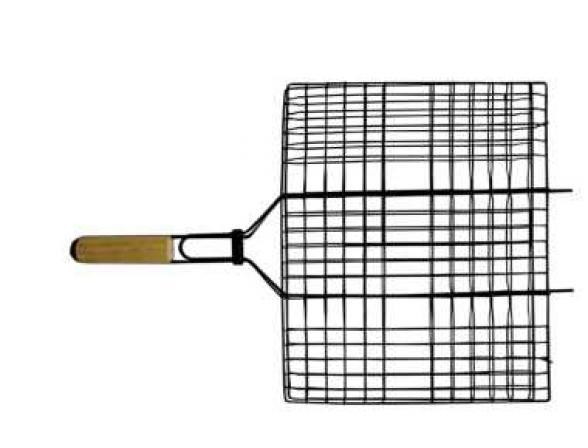 Решетка-гриль DECOR TTB-003