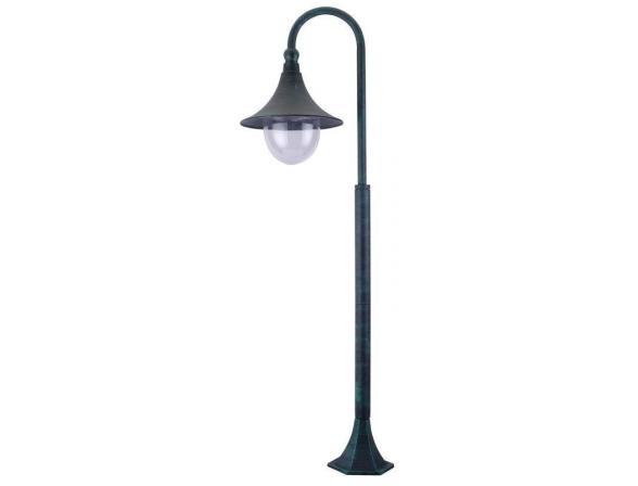 Светильник уличный наземный ARTELAMP Malaga A1086PA-1BG