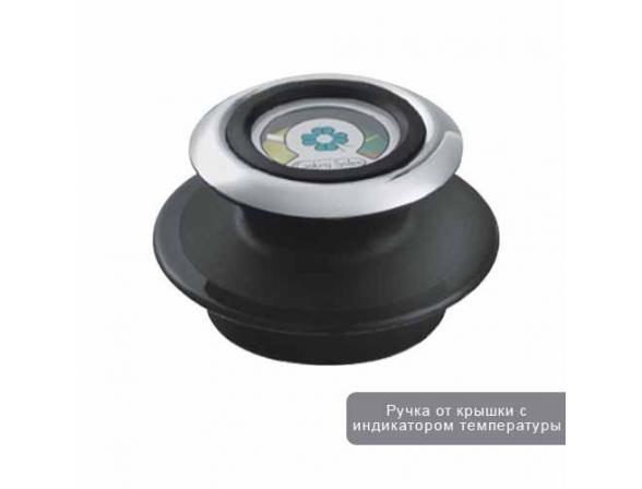 Сковорода SILGA крышка с термодатчиком 2360 20см