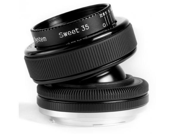 Объектив Lensbaby Composer PRO w/Sweet 35 for Nikon