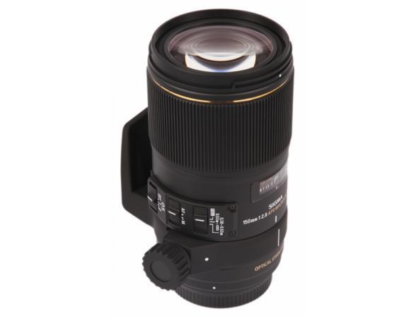 Объектив Sigma AF 150mm f/2.8 APO MACRO EX DG OS HSM CANON