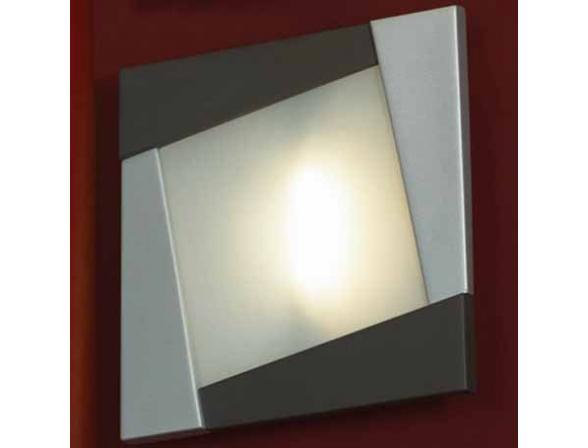 Светильник настенно-потолочный Lussole LSQ-8002-01