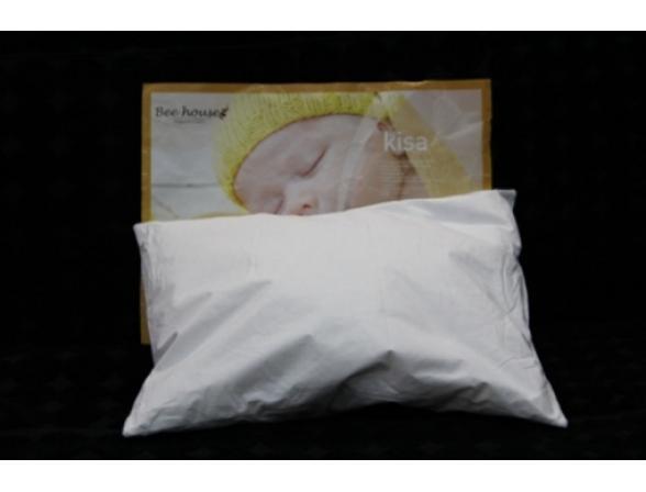 Подушка детская Bee House пуховая 35х45