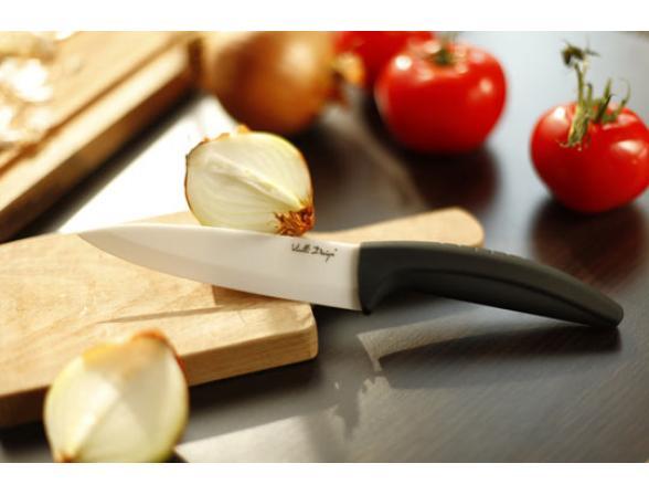 Нож керамический Vialli Design для шеф-повара 15 см