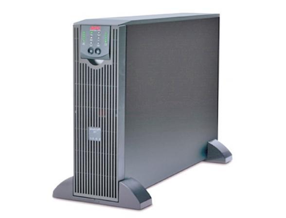 Источник бесперебойного питания APC by Schneider Electric Smart-UPS RT 3000VA 230V (SURTD3000XLI)