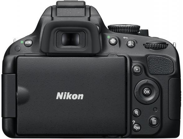 Зеркальный фотоаппарат Nikon D5100 Kit 18-55