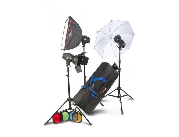 Комплект импульсных осветителей Rekam Opus Digi 300 M KIT-2