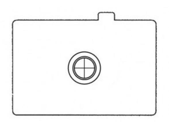 Фокусировочный экран Canon EC-I